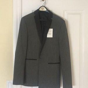 ASOS Tuxedo Set Jacket and Pants